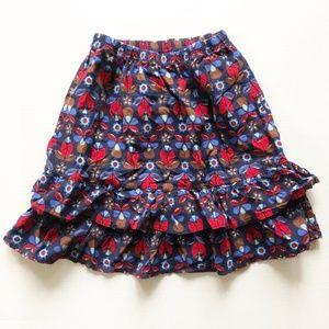 Hanna Andersson Ruffle Skirt